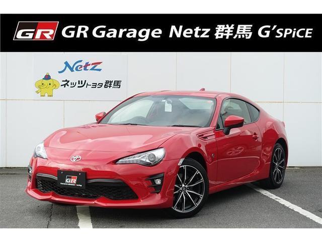 トヨタ GT GRガレージ認定中古車 6速ATパドルシフト トヨタ純正ナビゲーション バックカメラ ETC