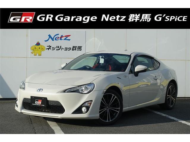 トヨタ GT GRガレージ認定中古車 6速MT 純正ナビ ETC