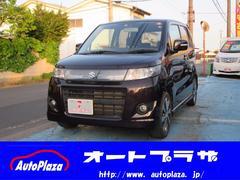 ワゴンRスティングレーリミテッドII 純正CDデッキ フル装備 ユ−ザ−買取車