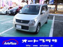 ワゴンRFX 純正CDデッキ キーレス ユーザー買取車