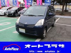 モコQ ユーザー買取車 キーレス アルミホイール
