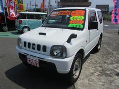 ジムニーXL 4WD ユーザー買取車