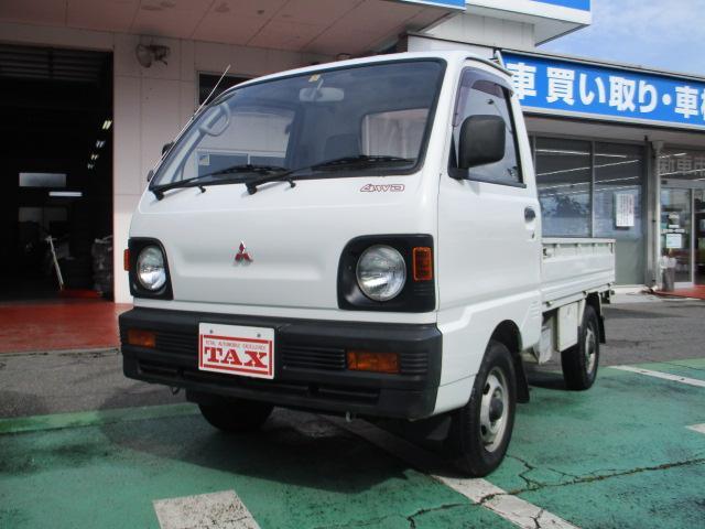 三菱 TD 4WD