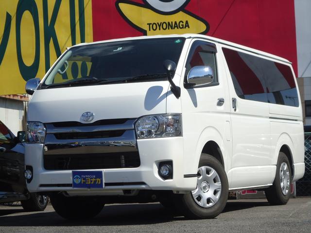 トヨタ スーパーGL ダークプライム 4WD フルセグナビ AC電源