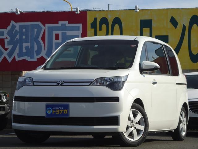 トヨタ スペイド G ワンオーナー フルセグナビ バックカメラ 電動スライドドア HIDライト ETC シートヒーター