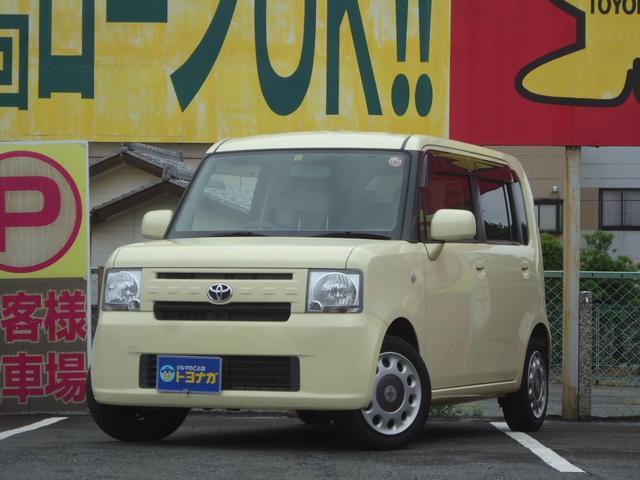 トヨタ ピクシススペース X 地デジSDナビ キーフリーシステム ベンチシート エコアイドル リアダークガラス セキュリティアラーム 電動格納ドアミラー