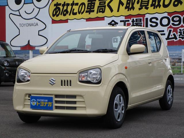スズキ アルト L オートライト シートヒーター 純正CDプレーヤー 当店デモカー