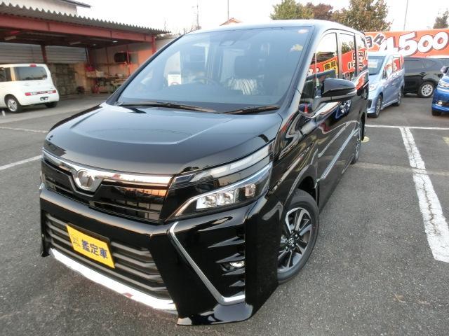 トヨタ ZS トヨタセーフティセンスC クルコン 両側PSD