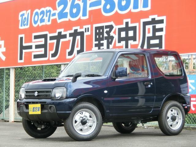 スズキ XGターボ 4WD 5MT 届出済未使用車