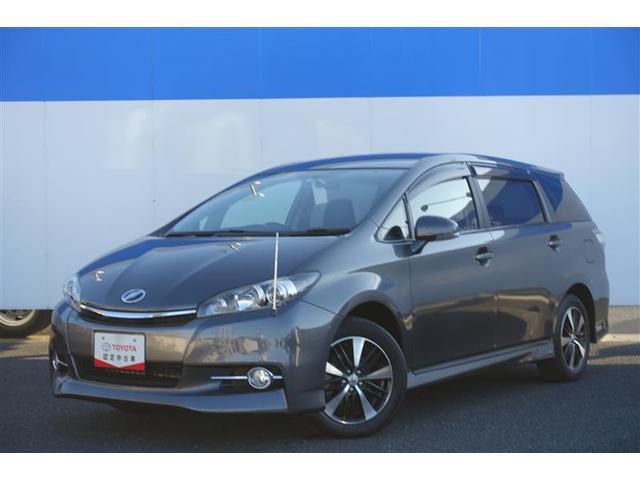 トヨタ 1.8S 純正SDナビ Bluetooth バックモニター ETC スマートキー コンライト HIDライト 3列シート