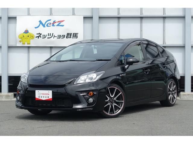 トヨタ Sツーリングセレクション・G's 純正SDナビ Bモニター