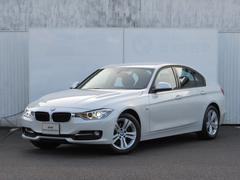 BMW320dブルーパフォーマンス スポーツ 認定中古車