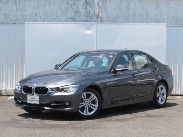 BMW 320i スポーツ 認定中古車 純正ナビ キセノン ETC