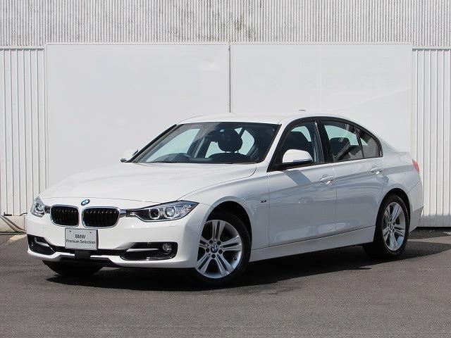 BMW 320d スポーツ 認定中古車 純正ナビ 禁煙車 ワンオーナ