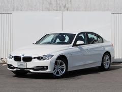BMW320d スポーツ 認定中古車 純正ナビ 禁煙車 ワンオーナ