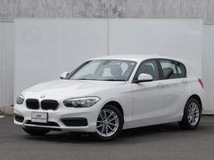 BMW118i 認定中古車 純正ナビ
