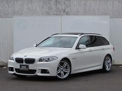 BMW528iツーリング Mスポーツ 認定中古車 サンルーフ