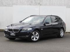 BMW528iツーリング 認定中古車 純正ナビ ワンオーナー