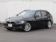BMW320dツーリング 認定中古車 純正ナビ ETC キセノン
