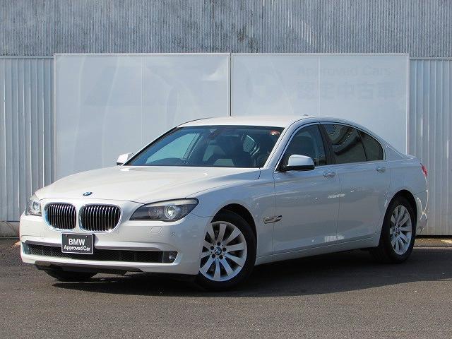 BMW 740i 認定中古車 純正ナビ DTV キセノン 禁煙車