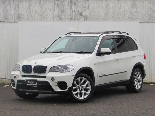 BMW X5 xDrive 35d 認定中古車 SR セレクトPKG