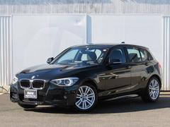 BMW116i Mスポーツ 認定中古車 禁煙車 ワンオーナー