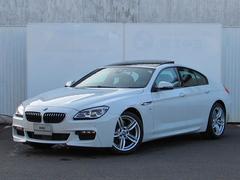 BMW640iグランクーペ Mスポーツ 認定中古車 ワンオーナー