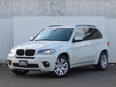 BMW X5xDrive 35i Mスポーツ 認定中古車 純正ナビ