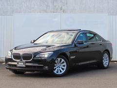 BMW740i認定中古車 純正ナビ SR キセノン ワンオーナー