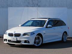 BMW523dツーリング Mスポーツ 認定中古車 弊社下取り車