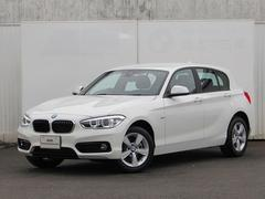BMW118d スポーツ 認定中古車 純正ナビ ETC Bカメ