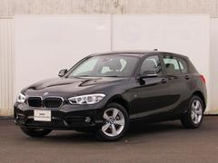 BMW118d スポーツ 認定中古車 純正ナビ キセノン ETC