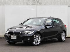 BMW118d Mスポーツ 認定中古車 純正ナビ キセノン ETC