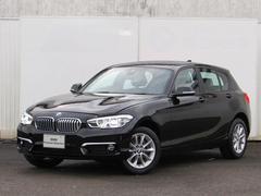 BMW118d スタイル 認定中古車 純正ナビ Bカメ ETC