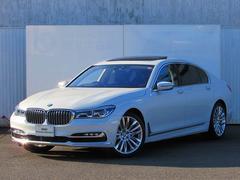 BMW750Li 認定中古車 SR レーザーライト ワンオーナー