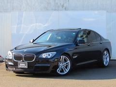 BMW740i Mスポーツ 認定中古車 SR 純正ナビ キセノン