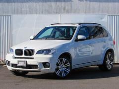 BMW X5xDrive 35i Mスポーツ 認定中古車 サンルーフ