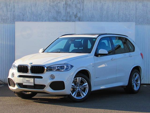 BMW xDrive 35d Mスポーツ 認定中古車 サンルーフ