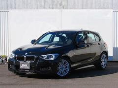 BMW116i Mスポーツ 認定中古車 社外ナビ 禁煙車 1オーナ