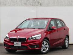 BMW218iアクティブツアラー 認定中古車 純正ナビ ETC