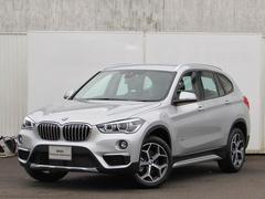 BMW X1xDrive 18d xライン 認定中古車 純正ナビ ETC