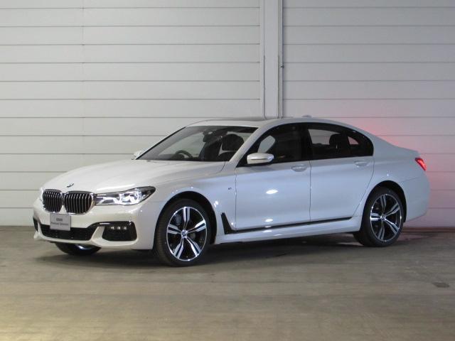 BMW 740i Mスポーツ 認定中古車 ワンオーナー 地デジ