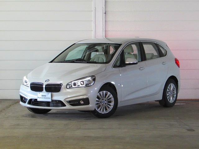 BMW 218dアクティブツアラー ラグジュアリー ACC HUD