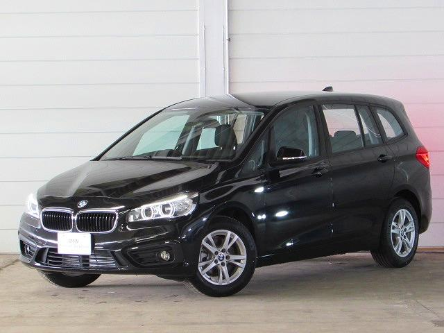 BMW 218iグランツアラー 認定中古車 コンフォートPKG