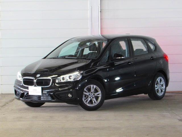 BMW 218dアクティブツアラー 認定中古車 ディーゼル
