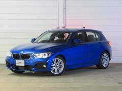 BMW118i Mスポーツ 認定中古車 純正ナビ ETC Bカメ