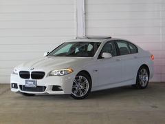 BMW535i Mスポーツ 認定中古車 サンルーフ 純正ナビ