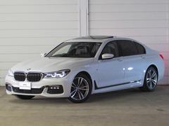 BMW740Li Mスポーツ 認定中古車 サンルーフ 1オーナー