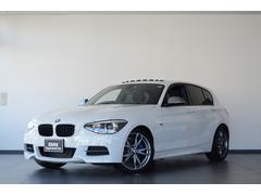 BMWM135i 認定中古車 純正ナビ サンルーフ ETC