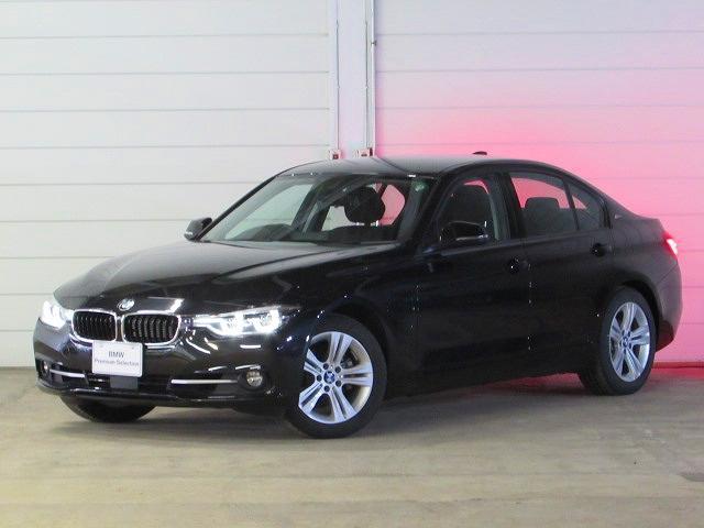 BMW 330eスポーツアイパフォーマンス 認定中古車 ACC BT